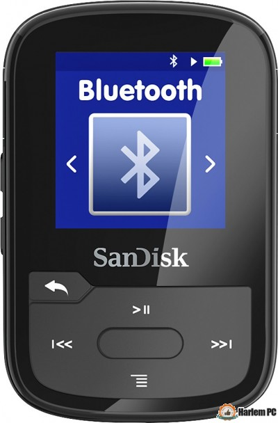 Sandisk  Sansa Sport Clip PLUS Bluetooth Mp3 16gb