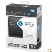 WD Passport 1TB ULTRA Disco Portatil USB 3.0