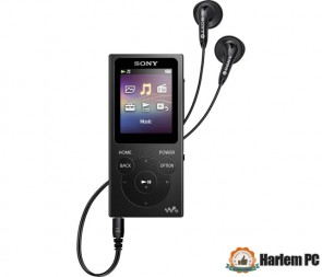 Sony Walkman NW-E395/BC Mp3 16gb