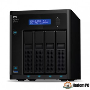 Wd My Cloud Ex4100 Nas Server Case 0tb